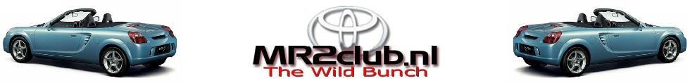 MR2club.nl The Wild Bunch Clubshop